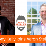 tony kelly joins aaron stelle to talk about leadership